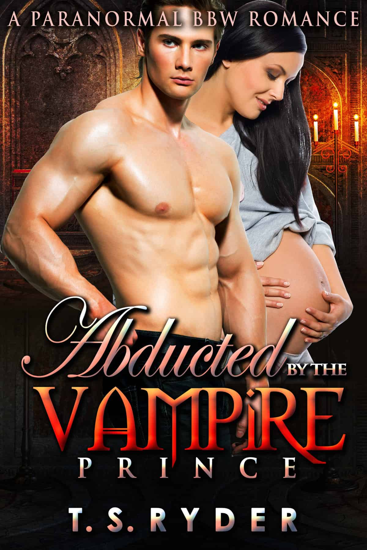 Young adult vampire romance, nude girls getting creeped